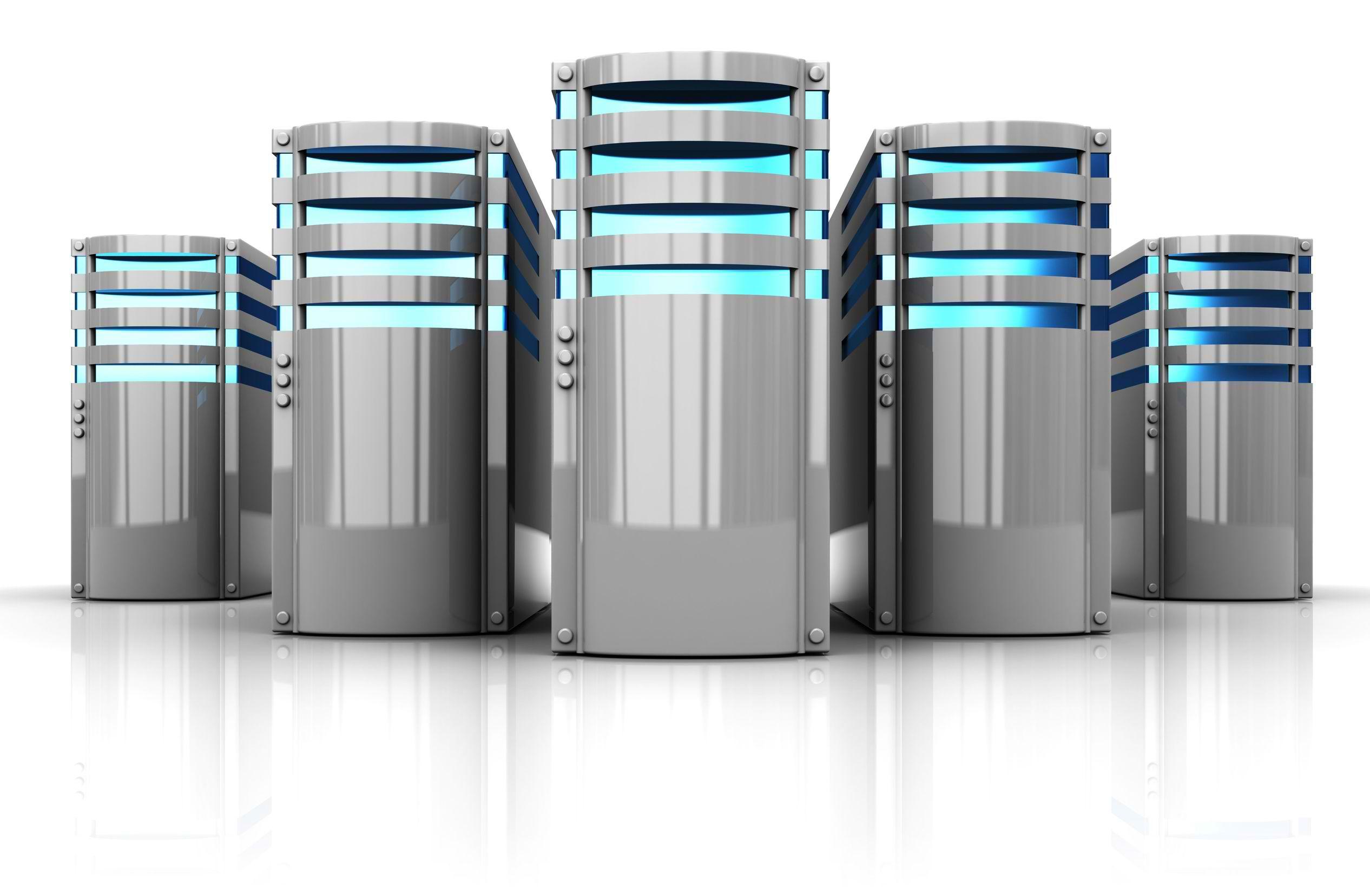 web hosting machine